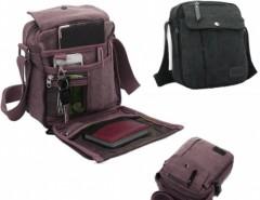 Vintage Men Women Casual Canvas Shoulder Bag Messenger Satchel Cross Bag hot Cndirect online fashion store China