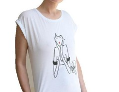 White Tee LauraGalasso - Giulia Carnet de Mode online fashion store Europe France
