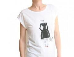 White Tee LauraGalasso - Merlina Carnet de Mode online fashion store Europe France
