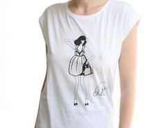 White Tee LauraGalasso - Sonia Carnet de Mode online fashion store Europe France