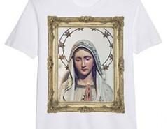 White Unisex Printed T-shirt Godard - Like a Virgin Carnet de Mode online fashion store Europe France