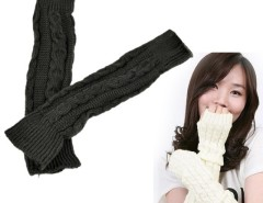 Women Arm Warmer Fingerless Long Gloves Cndirect online fashion store China