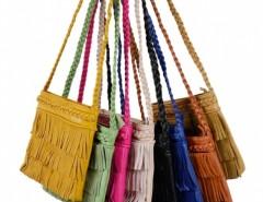 Women Braided Strap Tassels Cross Shoulder Bag Fashion Women Bag Cndirect online fashion store China