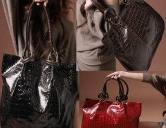 Women Korea Leather Purses Totes Handbags Shoulder Bag Cndirect online fashion store China