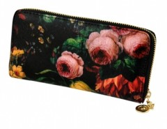 Women Ladies Floral Print Wallet Clutch Bag Handbag Cndirect online fashion store China
