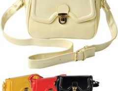 Women's Casual PU Leather Shoulder Bag/ Handbag/ Cross-body Cndirect online fashion store China