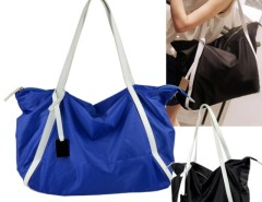 Women's Girls Fashion Concise Casual Large Shopper Tote Bag Shoulder Bag Handbag Cndirect online fashion store China