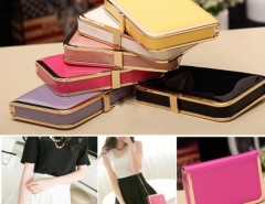 Women's HandBag Hard Cover Bag Purse Clutch Wallet Cndirect online fashion store China