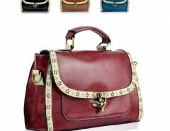 Women's Retro Laciness Decoration Square Messenger Bag Shoulder Bag Handbag Cndirect online fashion store China