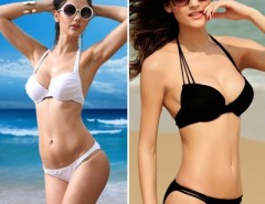 Women's Swimsuit Bikini Set Push-up Padded Bra Bathing Suit Cndirect online fashion store China