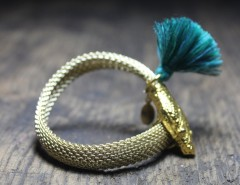 bracelet - Wow Mamba - green Carnet de Mode online fashion store Europe France