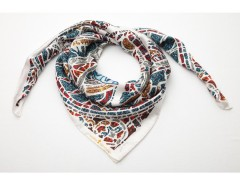 scarf - MITH - WHITE Carnet de Mode online fashion store Europe France
