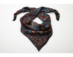 scarf - Mith - Black Carnet de Mode online fashion store Europe France